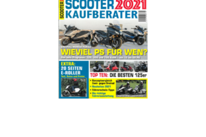 Scooter Kaufberater 2021